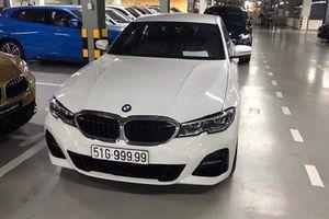 Xe BMW 330i đắt nhất Việt Nam sở hữu biển 'ngũ quý 9'