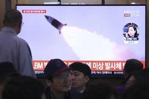 Hàn Quốc sẵn sàng đối phó dù khả năng phóng tên lửa của Triều Tiên là 0,001%