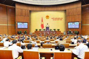 Đề nghị báo cáo Quốc hội kết quả rà soát bổ nhiệm cán bộ trên cả nước