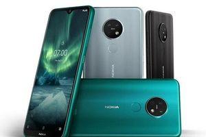 Nokia 7.2 được làm từ chất liệu thân thiện với môi trường
