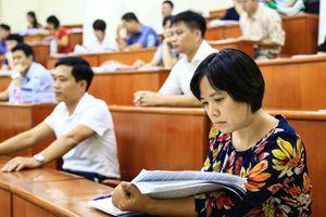 Chỉ giáo viên được cơ sở giáo dục cử đi mới đủ điều kiện để dự xét thăng hạng?