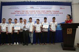 Sinh viên cả nước so tài để tham dự cuộc thi an toàn thông tin ASEAN