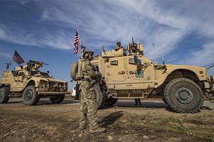 Đoàn xe chở lính Mỹ bị tấn công