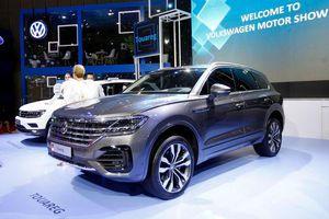 Tịch thu xe Volkswagen có 'đường lưỡi bò', xử phạt công ty nhập khẩu