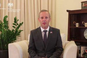 Thông điệp của Đại sứ Anh về vụ phát hiện 39 thi thể