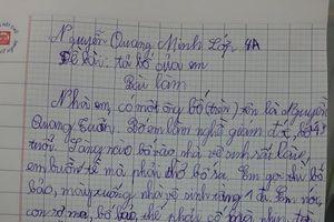 Cười nghiêng ngả với bài văn tả bố của học sinh lớp 4