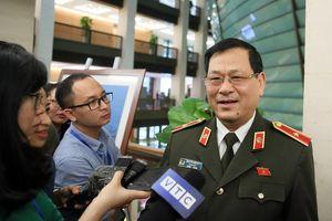 Tướng Nguyễn Hữu Cầu nói về hành trình bắt 8 đối tượng đưa người đi Anh