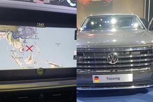 Cục Đăng kiểm Việt Nam từ chối cấp phép cho xe ô tô có 'đường lưỡi bò'