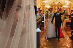 Cuối cùng thì Tăng Thanh Hà cũng chịu công khai ảnh cưới đẹp như mơ của 7 năm về trước