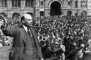 Kỷ niệm 102 năm Cách mạng Tháng Mười Nga vĩ đại