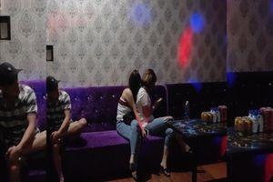Bình Phước: Nhiều đối tượng dương tính với ma túy tại quán karaoke