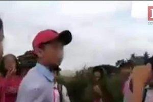 Huế: Hai nữ sinh đánh nhau, hàng chục bạn cùng lớp reo hò cổ súy