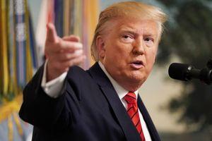Gần một nửa người dân Mỹ muốn luận tội, phế truất ông Trump