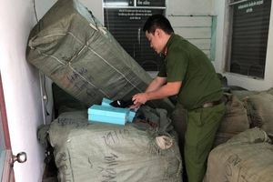 Chặn đứng 8 tấn hàng nghi nhập lậu từ Trung Quốc về Đà Nẵng tiêu thụ