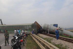 Hi hữu: Trên đường về nhà, một nhân viên gác chắn bị tàu hỏa tông tử vong