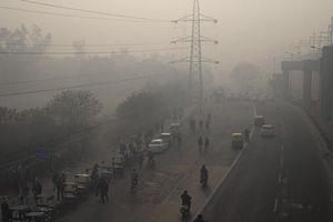 Ô nhiễm không khí, quan chức Ấn Độ đề nghị làm lễ cầu mưa
