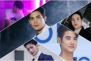 5 nam diễn viên được truyền thông Thái Lan nhắc nhiều nhất 2019: 2 chàng đam mỹ đấu với 3 mỹ nam ngôn tình