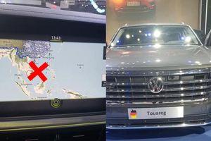 Cục đăng kiểm VN: Không cấp giấy chứng nhận cho các mẫu xe vi phạm chủ quyền quốc gia
