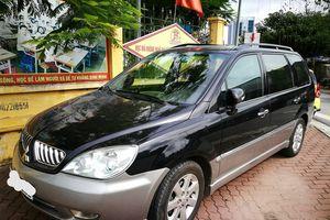 'Xe hiếm' Mitsubishi Savrin 7 chỗ rao giá 350 triệu đồng