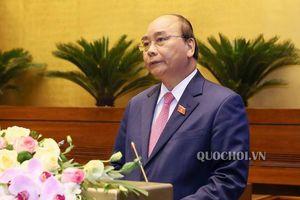 Tuần này, Thủ tướng và 4 bộ trưởng sẽ đăng đàn trả lời chất vấn từ 6- 8/11
