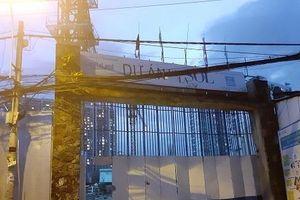 TPHCM: Dự án De La Sol của CapitaLand thi công gây hư hại nhà dân