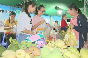 Đồng Tháp đẩy mạnh quảng bá hàng nông sản tại TP. Hồ Chí Minh