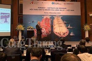 Việt Nam - Na Uy: Cơ hội hợp tác phát triển khí hóa lỏng