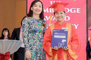 Hơn một ngàn học viên VMG nhận chứng chỉ Anh văn quốc tế Cambridge