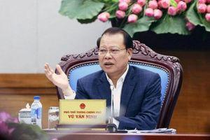 Nguyên Phó Thủ tướng Vũ Văn Ninh bị hình thức kỷ luật nào?