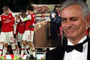 Arsenal sẵn sàng 'trảm' Unai Emery, bổ nhiệm Jose Mourinho thay thế