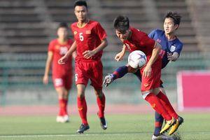 Lịch thi đấu vòng loại U19 châu Á 2020, U19 Việt Nam vs U19 Nhật Bản