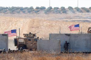 Đoàn xe chở binh sĩ Mỹ bị tấn công trên đường rút khỏi Syria