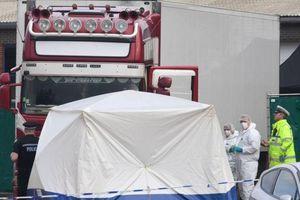 Nghị sĩ Anh: Cái chết của 39 người nhập cư ở Essex là 'hồi chuông cảnh tỉnh'
