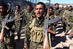 Nước mắt người Kurd