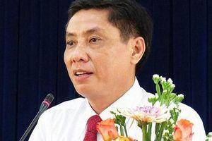 Chủ tịch UBND tỉnh Khánh Hòa Lê Đức Vinh bị cách hết chức vụ Đảng