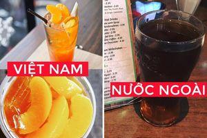 Thêm 1 món nước ngoài bị người Việt 'vạch trần': ly trà đào không hề có miếng đào nào, vị còn như trà đóng chai bán sẵn