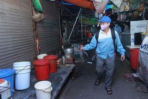 Hà Nội quyết khống chế xong dịch sốt xuất huyết ngay trong tháng 11