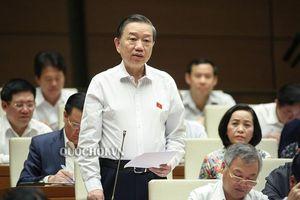 Bộ trưởng Bộ Công an Tô Lâm nêu 4 thách thức trong công tác phòng chống tội phạm ma túy