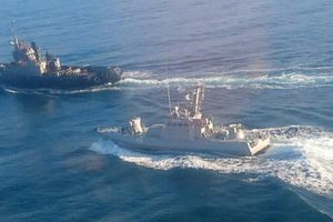Nga: Muốn lại nhận tàu chiến bị bắt, Ukraine phải thừa nhận khiêu khích ở eo biển Kerch
