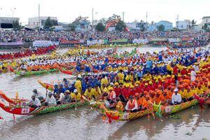Lễ hội Ok Om Bok của người Khmer Nam Bộ