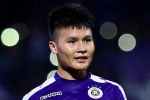 Quang Hải là cầu thủ hay nhất V.League 2019