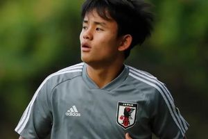 HLV Nhật Bản tiếc vì Takefusa Kubo không dự giải U19 châu Á