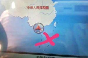 Hải Phòng phát hiện 7 ôtô xuất xứ Trung Quốc có bản đồ 'đường lưỡi bò'