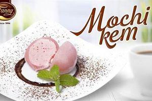 Fanny ra mắt sản phẩm mới Mochi kem