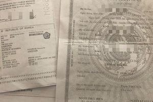 Thêm trường hợp cấp khống giấy khai sinh cho trẻ mang quốc tịch nước ngoài