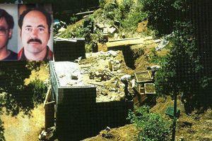 Rùng mình 'hầm tra tấn' của hai sát nhân khét tiếng nước Mỹ