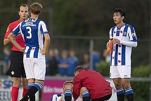 Văn Hậu lần đầu đá trọn 90 phút ở đội hình trẻ, Heerenveen bị thủng lưới 6 bàn không gỡ