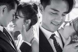 Đông Nhi - Ông Cao Thắng tung ảnh cưới đen trắng đẹp như mơ ở Sydney