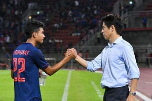 Thái Lan chọn 'thần đồng' Suphanat đấu với tuyển Việt Nam
