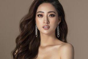 Hoa hậu Lương Thùy Linh xuất hiện như nữ thần trên trang chủ Miss World